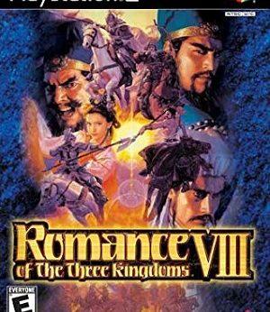 Romance of the Three Kingdoms VIII facts