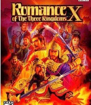 Romance of the Three Kingdoms X facts