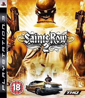 Saints Row 2 facts