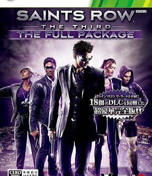 Saints Row The Third facts
