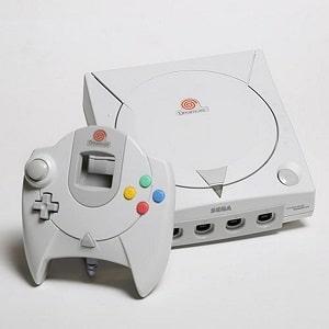 Sega Dreamcast games stats facts