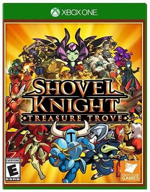 Shovel Knight Treasure Trove facts