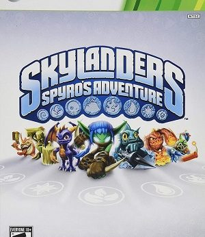 Skylanders Spyro's Adventure facts