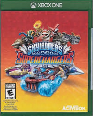 Skylanders SuperChargers facts