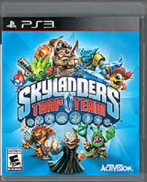 Skylanders Trap Team facts