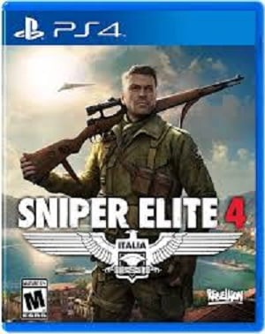 Sniper Elite 4 facts