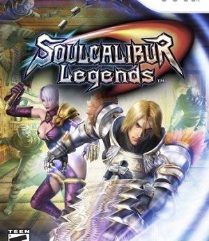 Soulcalibur Legends facts