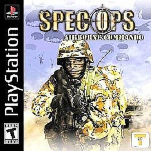 Spec Ops Airborne Commando facts