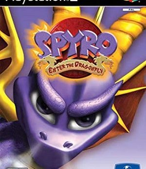 Spyro Enter the Dragonfly facts