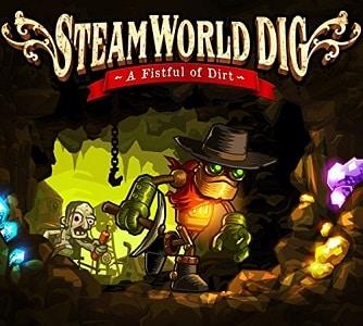 SteamWorld Dig facts