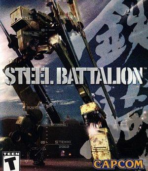 Steel Battalion facts