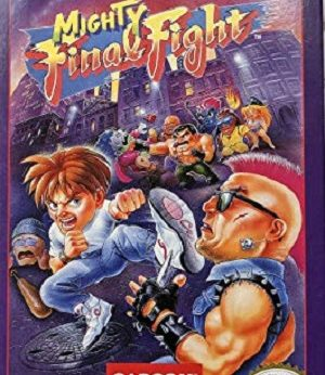 Street Fighter 2010 The Final Fight facts