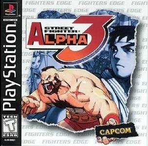 Street Fighter Alpha 3 facts