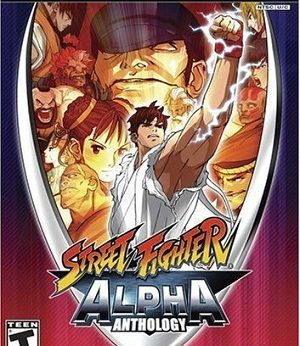 Street Fighter Alpha Anthology facts