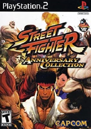 Street Fighter Anniversary Collection facts