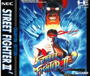Street Fighter II Champion Edition facts