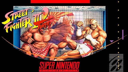 Street Fighter II Hyper Fighting facts