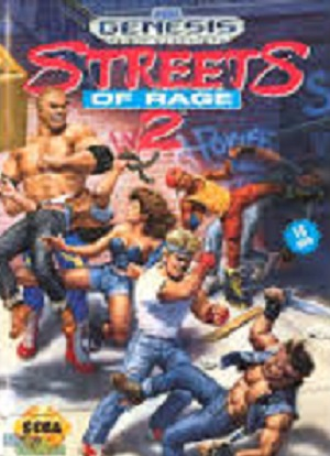 Streets of Rage 2 facts
