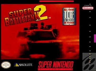 Super Battletank 2 facts