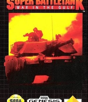Super Battletank War in the Gulf facts