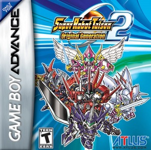 Super Robot Taisen Original Generation 2 facts