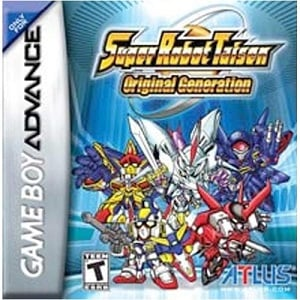 Super Robot Taisen Original Generation facts