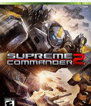 Supreme Commander 2 facts