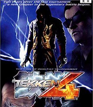 Tekken 4 facts