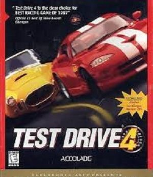Test Drive 4 facts