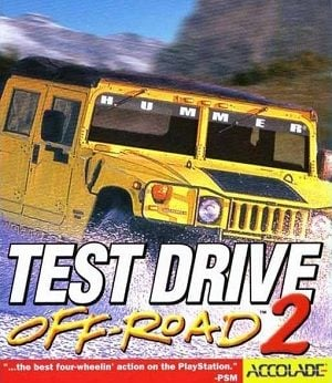 Test Drive Off-Road 2 facts