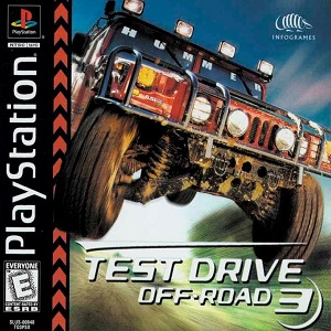 Test Drive Off-Road 3 facts