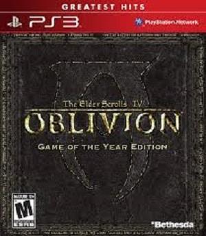 The Elder Scrolls IV Oblivion facts