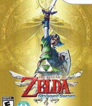 The Legend of Zelda Skyward Sword facts