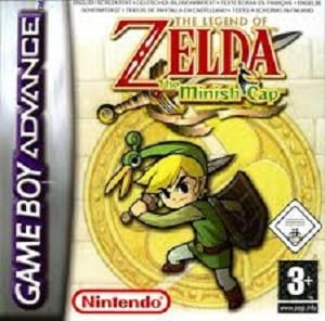 The Legend of Zelda The Minish Cap facts