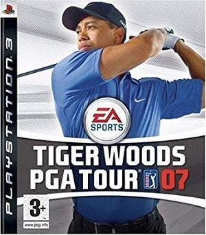 Tiger Woods PGA Tour 07 facts