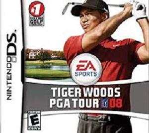 Tiger Woods PGA Tour 08 facts