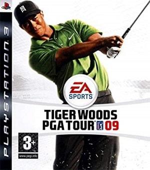 Tiger Woods PGA Tour 09 facts