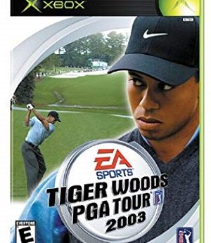Tiger Woods PGA Tour 2003 facts