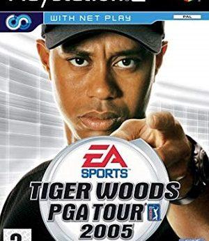 Tiger Woods PGA Tour 2005 facts