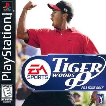 Tiger Woods PGA Tour 99 facts