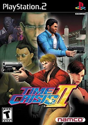 Time Crisis II facts