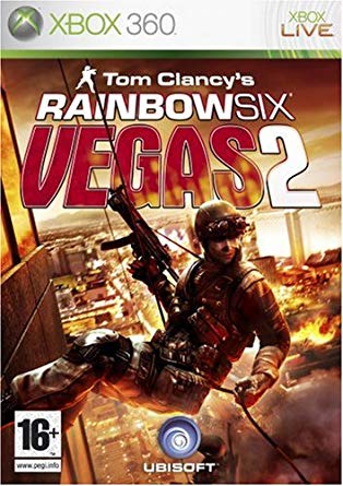 Tom Clancy's Rainbow Six Vegas 2 facts