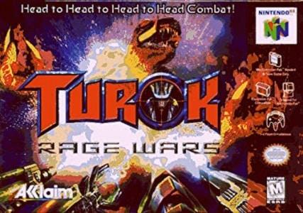 Turok Rage Wars facts