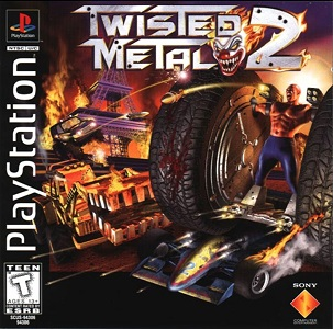 Twisted Metal 2 facts