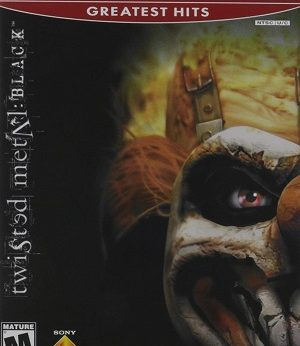 Twisted Metal Black facts