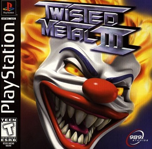 Twisted Metal III facts