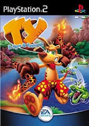 Ty the Tasmanian Tiger facts