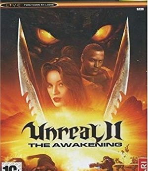 Unreal II The Awakening facts