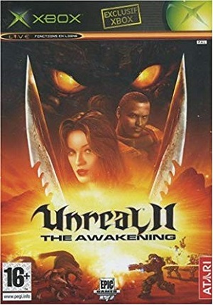 Unreal II The Awakening facts