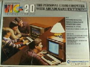 VIC-20 console